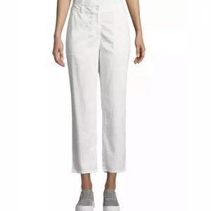 Eileen Fisher Soft Organic Cotton Ankle Sz 16